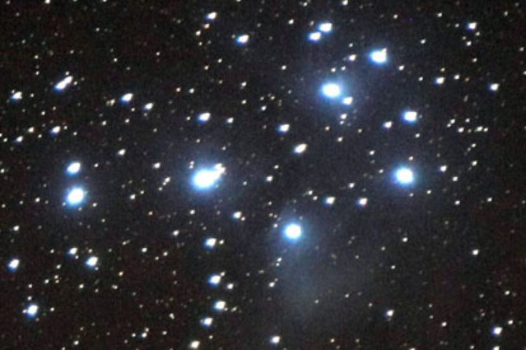 Pleiades Cluster (Seven Sisters)