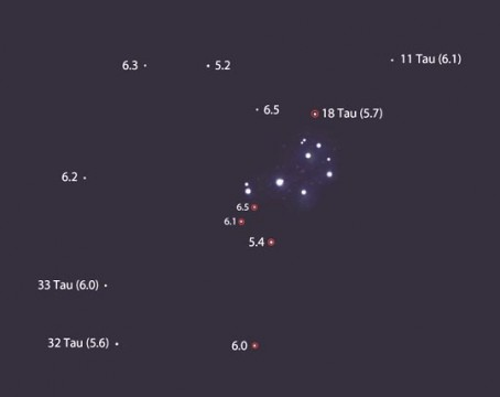 Time to track down the star cluster's dimmer denizens.