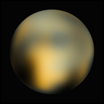 Hubble Pluto map longitude 180