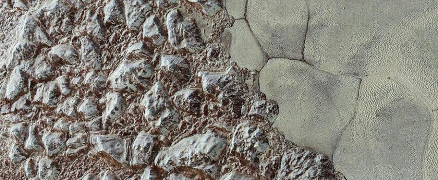 Pluto: from al-Idrisi to Sputnik Planitia