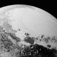 Spherical mosaic of Pluto