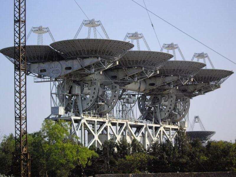 Pluton space radar