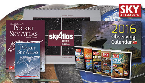 Sky & Telescope Products