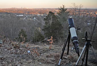 Prospect Hill, Waltham, Massachusetts