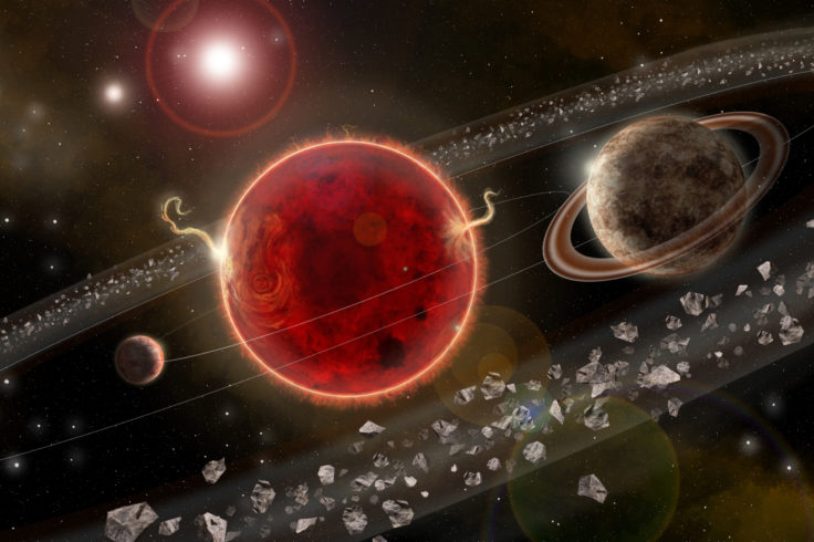 Proxima Centauri c