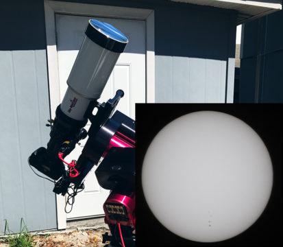Safe Solar Imaging