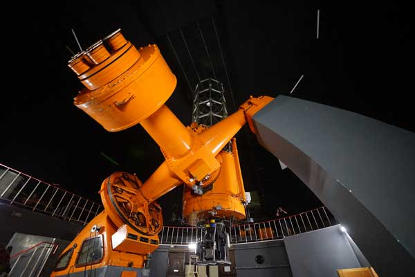 Radcliffe Telescope at South African Astronomical Observatory
