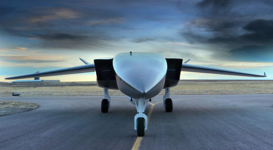 RAVN-X drone