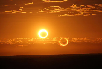 "Australia's ""ring of fire"" eclipse"