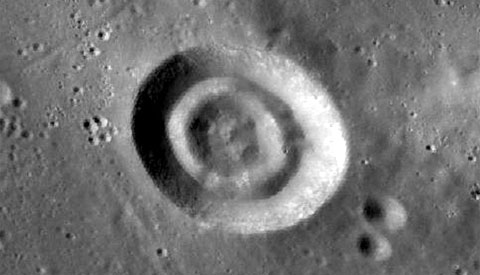 Crazy About Concentric Craters