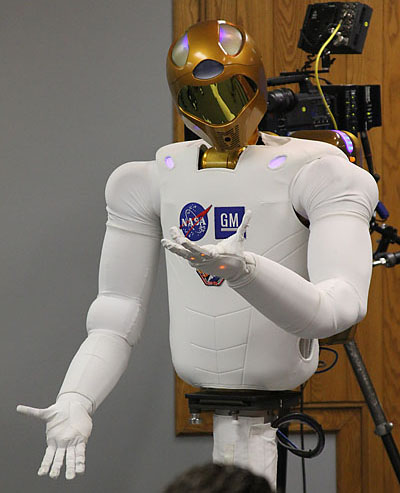 robot from nasa - photo #17