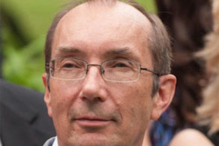 Canadian comet discoverer Rolf Meier