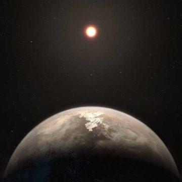 Temperate exoplanet 11 light-years away