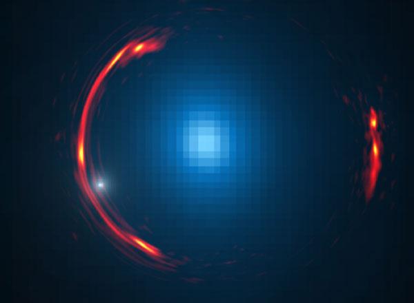 Gravitational Lens SDP.81