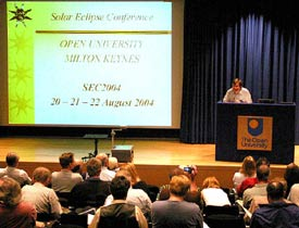Opening lecture of 2004 Solar Eclipse Conference
