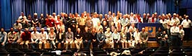 Solar Eclipse Conference group photo