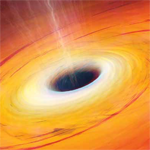 A Quasar in Every Galaxy? By Rob Irion