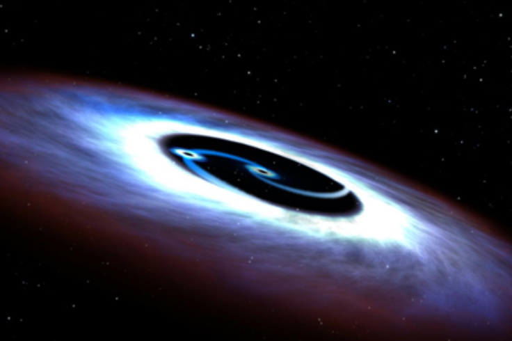 Supermassive black hole binary