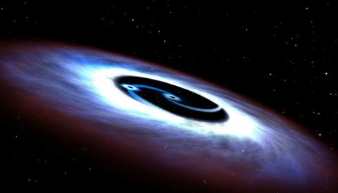 Supermassive black hole binary