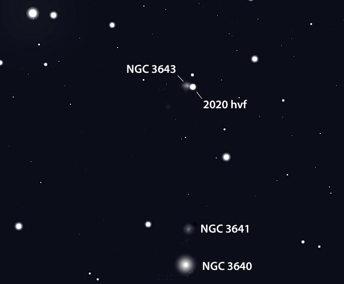 Supernova 2020hvf