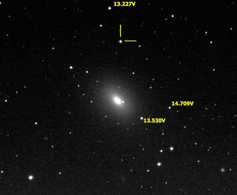 Supernova: A new face in Hydra