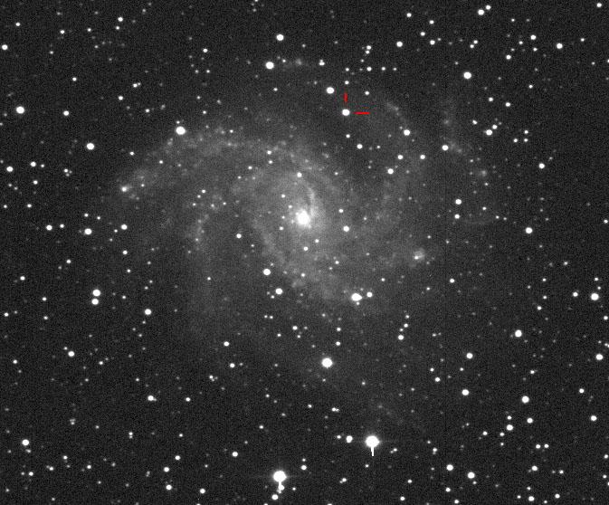 10th supernova and counting