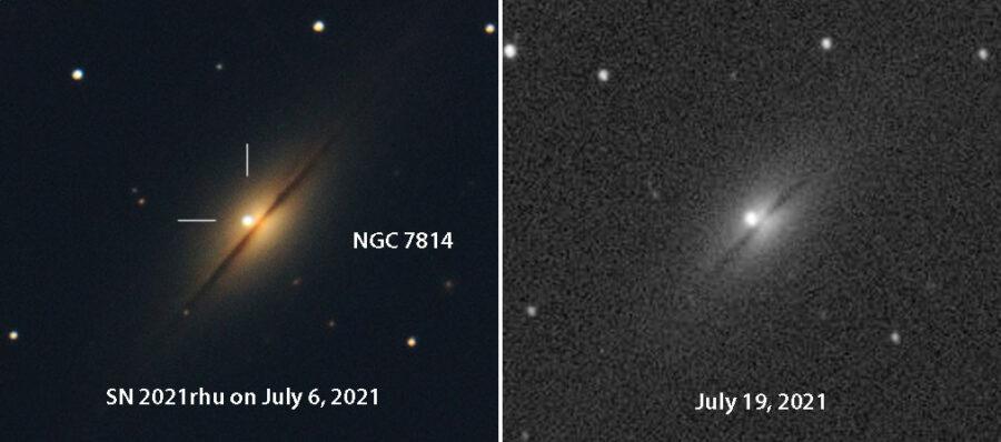 SN 2021rhu