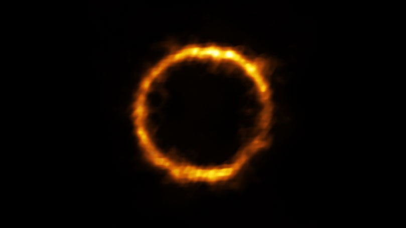 Early Milky Way look-alike