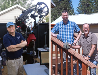 Owners of Sierra Remote observatories