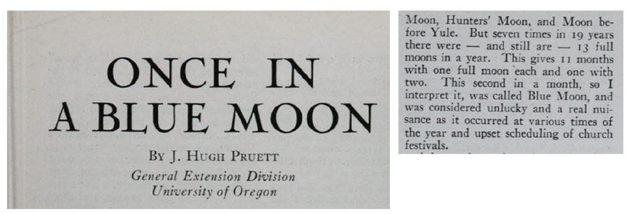 Extract from March 1946 issue of S&T
