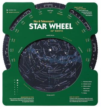Sky & Telescope's planisphere