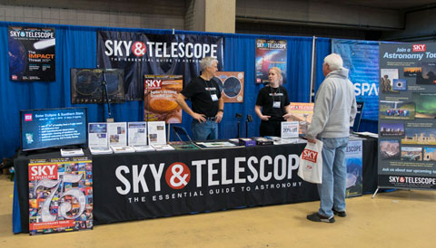 Sky & Telescope at NEAF
