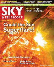 Sky & Telescope November 2015