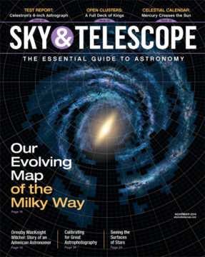 November 2019 Sky & Telescope