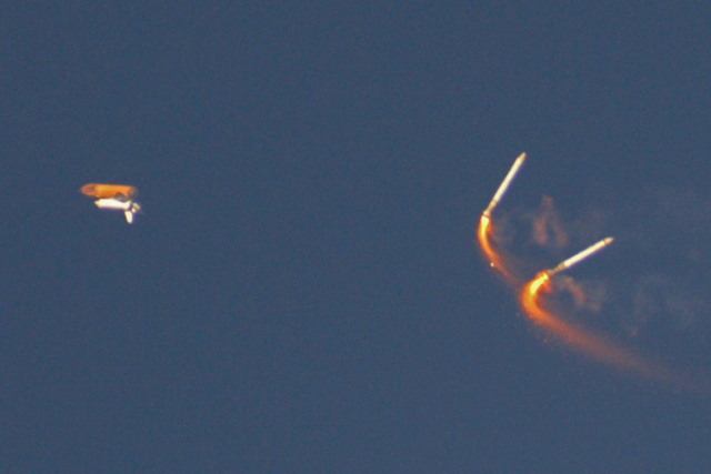 separation space shuttle - photo #23