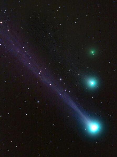 Comet SWAN composite
