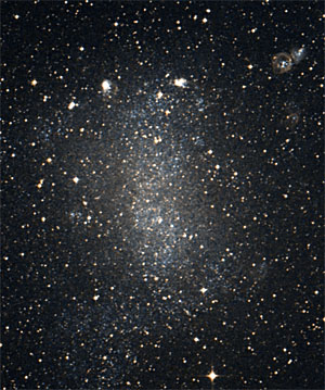Nearby dwarf galaxy