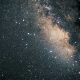 Sagittarius and the summer Milky Way