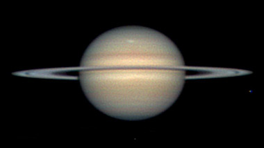 Saturn on March 13, 2010, with SED