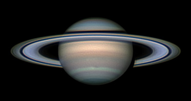 Saturn on June 11, 2012