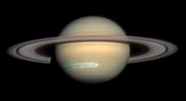 Saturn on Feb. 6, 2011