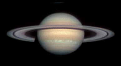 Saturn on Feb. 11, 2011
