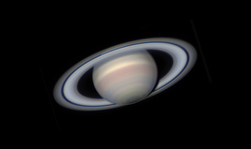 Saturn on July 18, 2015