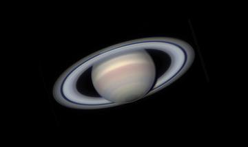 Saturn on July 18, 2015