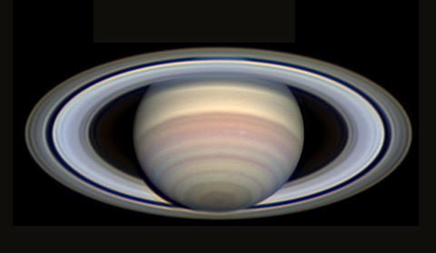 Saturn on April 29, 2017