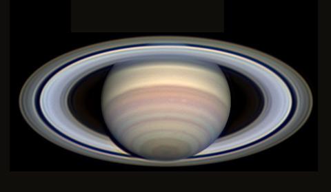 Saturn on April 29, 2017