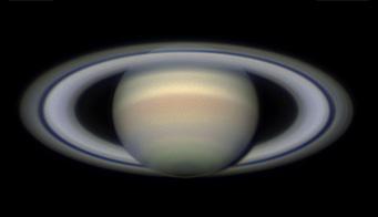Saturn on July 7, 2015