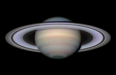 Saturn on July 19, 2013