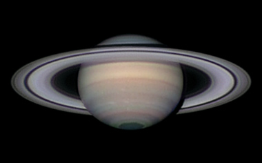 Saturn on July 8, 2013