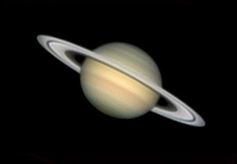 Saturn on Feb. 23
